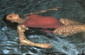 Plavání těhotných maminek